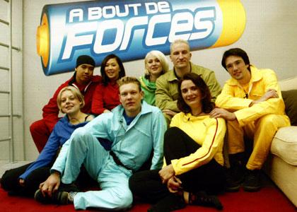 A Bout de Forces - (2003) - M6 -bout-de-forces-candidats