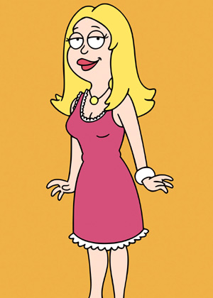 american dad personnage