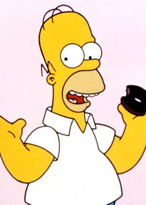 Les simpson dessins anim s - Homer simpson tout nu ...