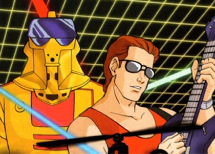 M.a.s.k. dessin animé streaming