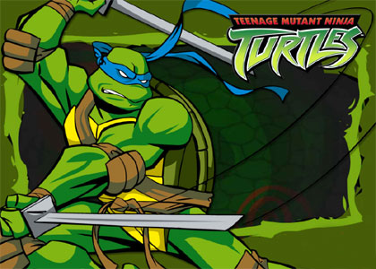 Tortues ninja tmnt dessins anim s tv toutelatele - Tortues ninja leonardo ...