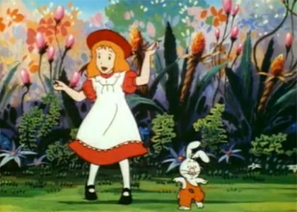 Extraordinaire Alice Au Pays Des Merveilles Dessin Animé alice au pays des merveilles - dessins animés tv   toutelatele