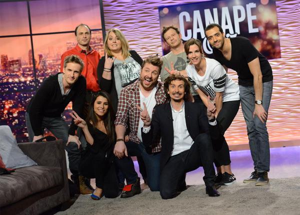 Les immanquables tv du derri re le poste the voice for Canape quiz