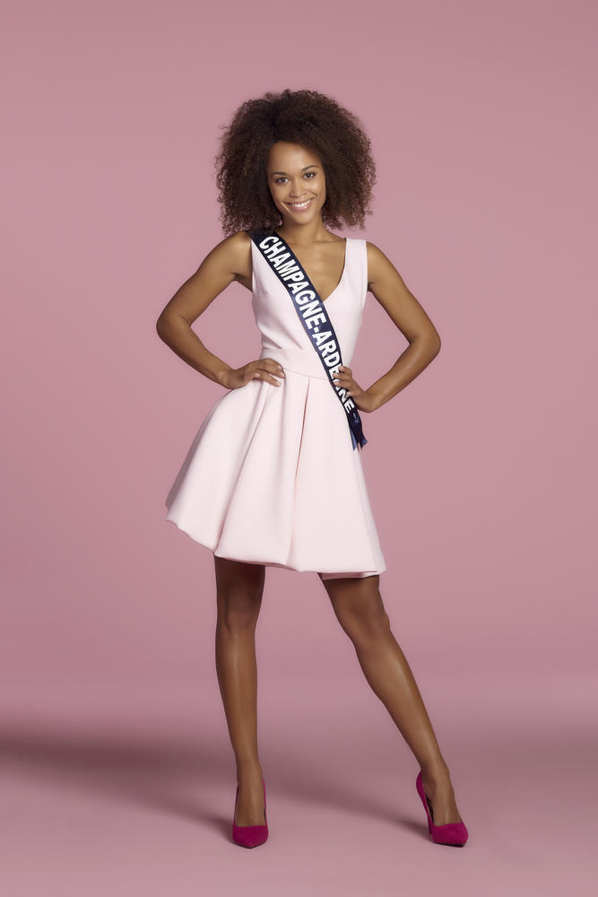 Miss Champagne-Ardenne / Safiatou Guinot