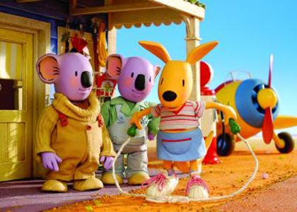 Les Frères Koalas Dessins Animés Tv Toutelatele