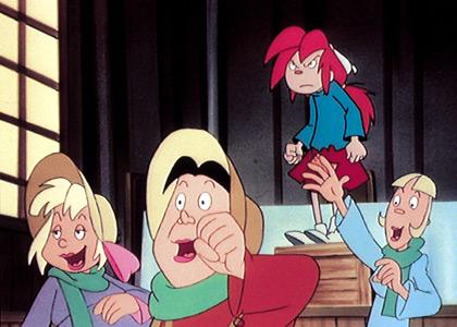 Orson olivia dessins anim s tv toutelatele - Orson et olivia ...