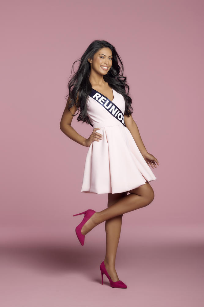 Miss Réunion / Audrey Chane-Pao-Kan