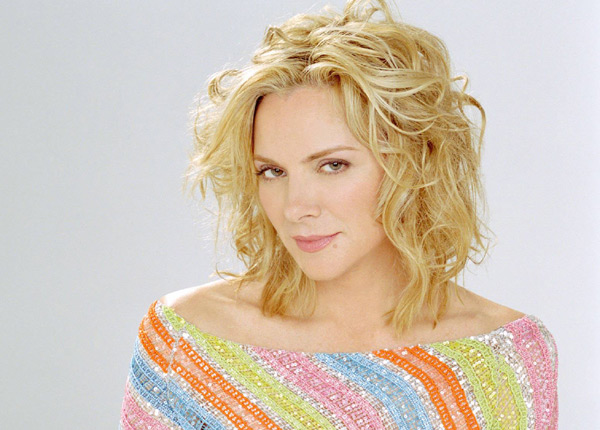 Kim Cattrall (Samantha Jones)