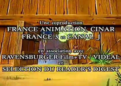 France Animation/CINAR