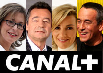 Canal + : une progression d'audience dans l'attente d'Ardisson