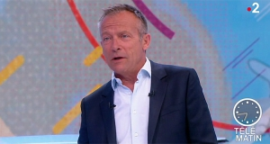 Télématin : Laurent Bignolas impose son style, France 2 en sensible baisse d'audience