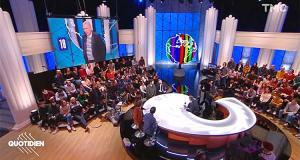 Audiences TV Access (vendredi 24 janvier 2020): Quotidien imbattable, Nagui attire 900 000 Français de plus que Demain nous appartient