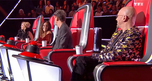 Audiences TV prime (samedi 15 février 2020): Sandrine Quétier a-t-elle pénalisé TF1 et The Voice avec Meurtres dans le Jura?