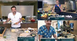 Audiences TV access (vendredi 3 avril 2020): Tous en cuisine relègue Sept à huit, C à vous et Les Marseillais au top