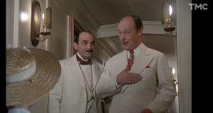 Hercule Poirot, Mystère en mer: qui est le coupable dans l'épisode de la série?