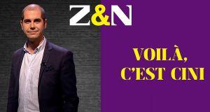 Cyprien Cini (Zemmour et Naulleau): «Sandrine Sarroche et moi ne faisons pas la même chose»