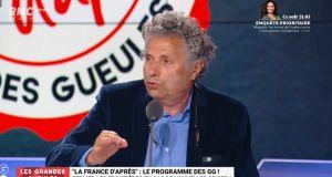 Les Grandes Gueules, Gilles-William Goldnadel: «La gauche extrême est en majesté dans les médias...»