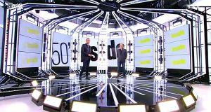 Audiences TV access (samedi 19 septembre 2020): 50' inside au plus haut, C l'hebdo recule, Stéphane Plaza en hausse