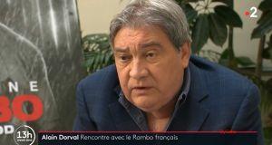Alain Dorval (voix française de Sylvester Stallone): «Quand j'ai découvert le premier Rocky, j'étais scotché...»