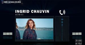 Ingrid Chauvin (Demain nous appartient): «Dolmen restera une expérience dont je me souviendrais toute ma vie»