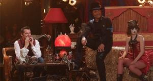 Rock n roll circus arthur leader en seconde partie de for Cuisinier sur tf1