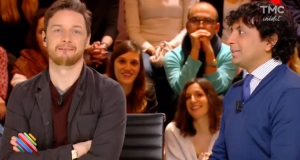 Quotidien : audiences en baisse avec M. Night Shyamalan, James McAvoy et les Golden Globes