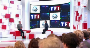 Vivement la télé : Christophe Dechavanne fait la promotion de The Wall, audiences en berne, France 2 battue par C8
