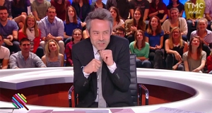 Quotidien : Yann Barthès épingle Marine Le Pen, TMC s'incline face à TPMP