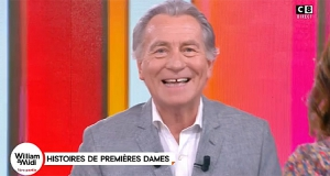 William à midi : William Leymergie maintient son audience, C8 au coude-à-coude avec Malcolm