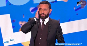 Touche pas à mon poste : Laurent Baffie en snipper, Cyril Hanouna conforte son audience