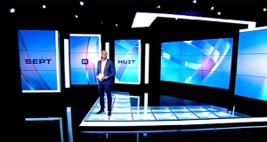 Audiences access prime time (dimanche 12 novembre 2017) : Sept à Huit large leader, Laurent Delahousse distancé, Les terriens de C8 en baisse