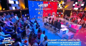Touche pas à mon poste : Cyril Hanouna dynamise son audience, C8 talonne Quotidien