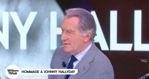 William à midi : William Leymergie face à une audience en baisse avec la spéciale Johnny Hallyday