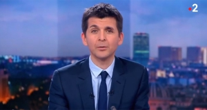 Audiences JT (samedi 17 février 2018) : Anne-Claire Coudray domine, Thomas Sotto plus performant que Laurent Delahousse