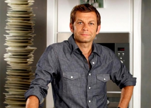 Week end tf1 julia vignali et laurent mariotte en for Tf1 cuisine laurent mariotte