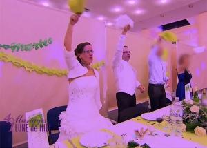 4 mariages pour une lune de miel elodie malmen e la veille refuse de danser avec flavie - Faire tourner les serviettes ...