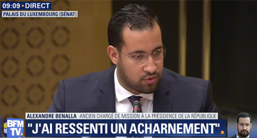 Audition d'Alexandre Benalla : BFMTV large leader des audiences, CNews distance LCI et franceinfo
