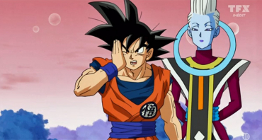 Dragon Ball Super : Goku rencontre Zeno avant d'attaquer Black, et de chuter en audience
