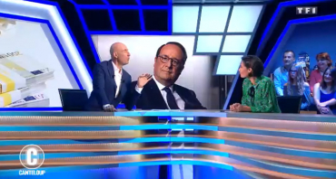 C'est Canteloup : Alessandra Sublet sublime Munch, François Hollande drague l'animatrice de TF1