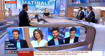 Audiences : Audrey Crespo-Mara, David Pujadas, Pascale de la Tour du Pin... records en série pour LCI