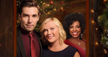 Le chalet de Noël (TF1) : Jordan Bridges (Rizzoli & Isles) et Alison Sweeney (Des jours et des vies) en couple face à The Walking Dead