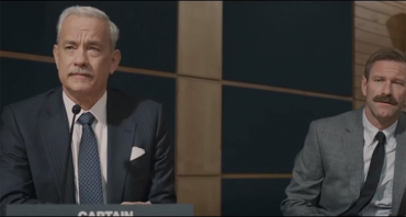 Sully (TF1) : l'histoire vraie de Chesley Sullenberger (Tom Hanks) racontée par Clint Eastwood