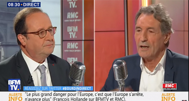 Bourdin Direct : quelle audience pour François Hollande face à Jean-Jacques Bourdin ?