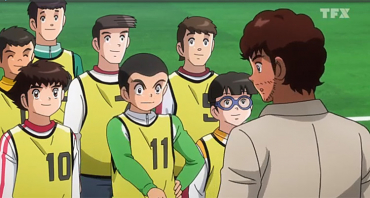 Captain Tsubasa : Olive et Tom plus forts que One Piece et Dragon Ball Super sur TFX ?