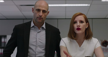 Miss Sloane (France 2) : comment Jessica Chastain a pleinement pris possession d'Elizabeth Sloane