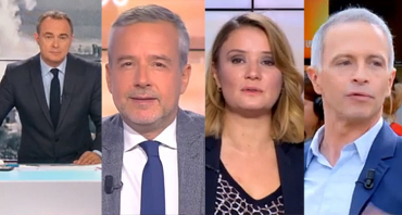Audiences TV matinales : CNews résiste au record BFMTV, franceinfo talonne LCI