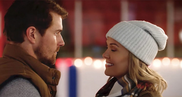 La romance photo de Noël (TF1) : Retour à Cape Cod pour Emilie Ullerup (Supernatural), amoureuse de Josh Kelly