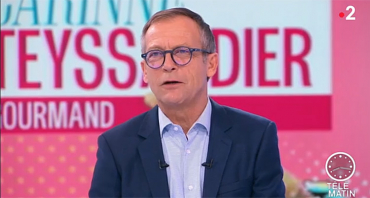 Audiences TV : Télématin chute avec Bourdin, Romain Desarbres (CNews) plombe Pascale de la Tour du Pin (LCI)