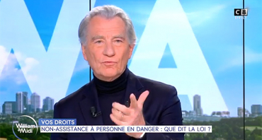 Audiences TV : William à midi affole C8 avec un record, C'est que de la télé dynamise TPMP