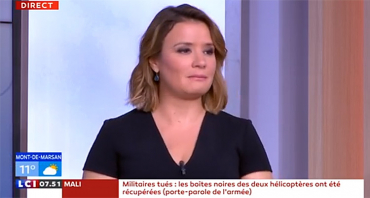 Audiences TV : Pascale de la Tour du Pin (LCI) boudée, Christophe Delay (BFMTV) au sommet